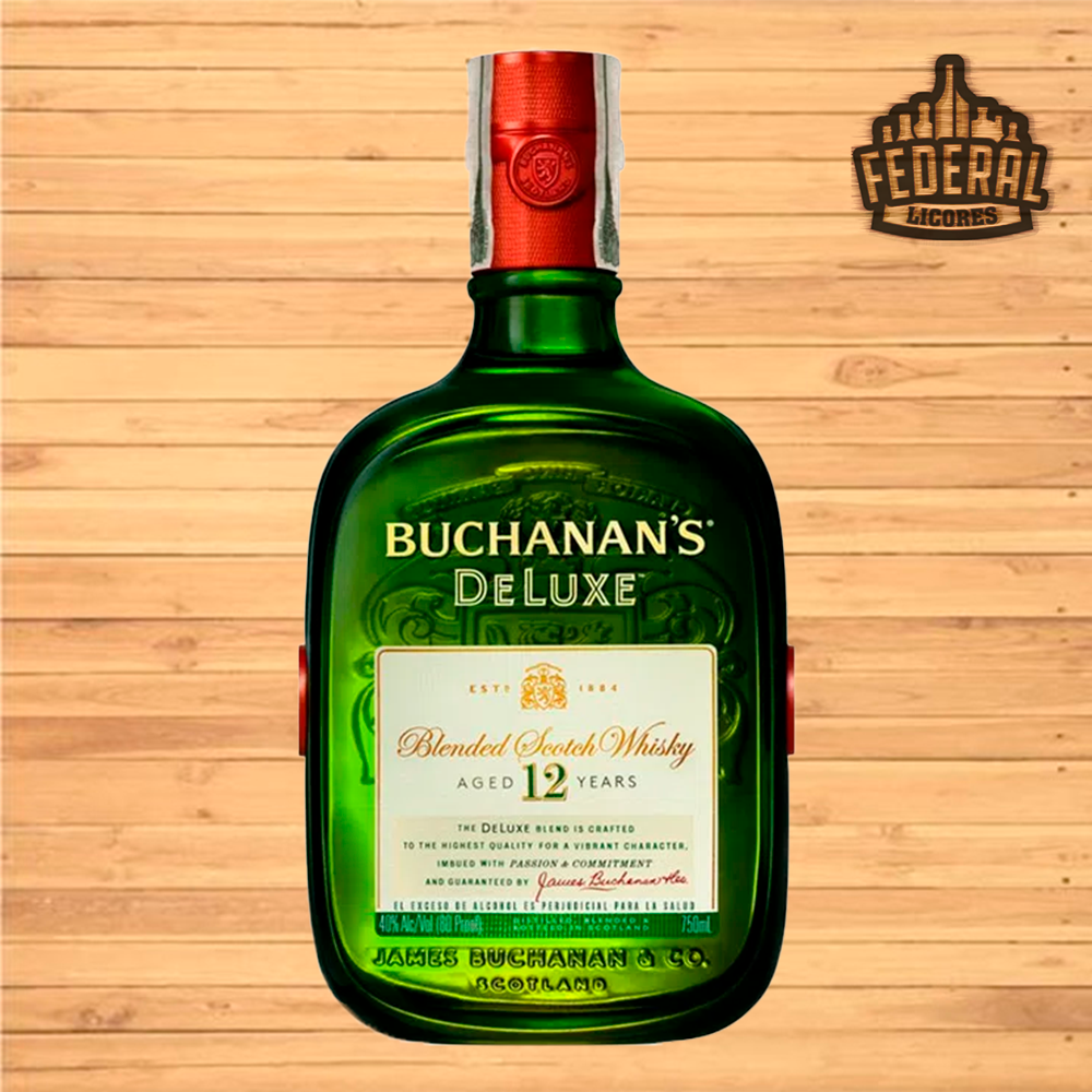 BUCHANANS 12 AÑOS 750 ML
