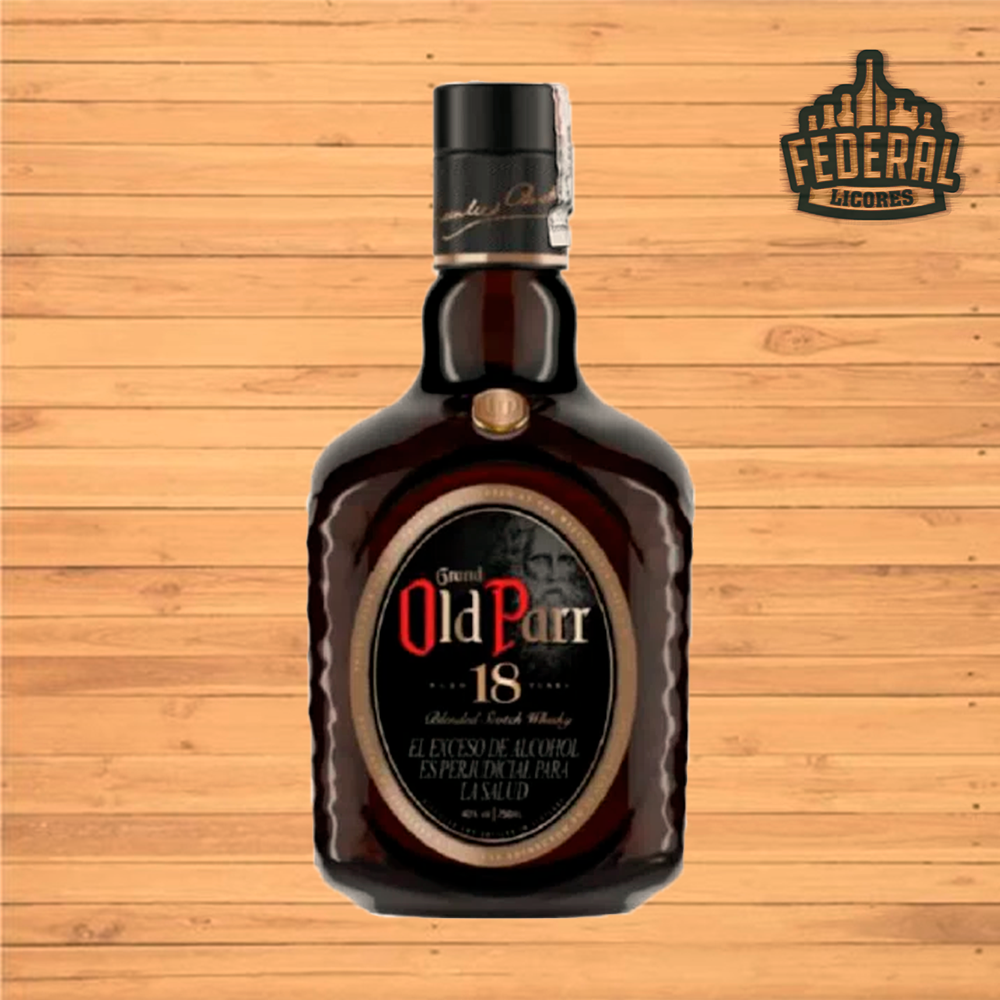 OLD PARR SUPERIOR 750 ML